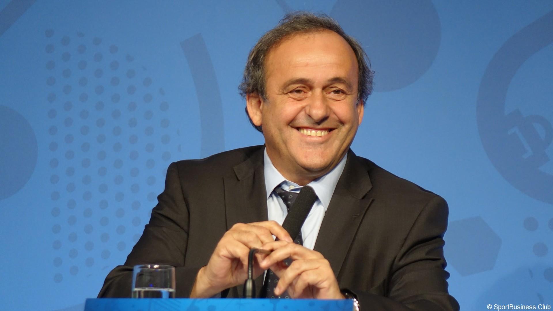 Platini Michel (2) UEFA Euro 2016