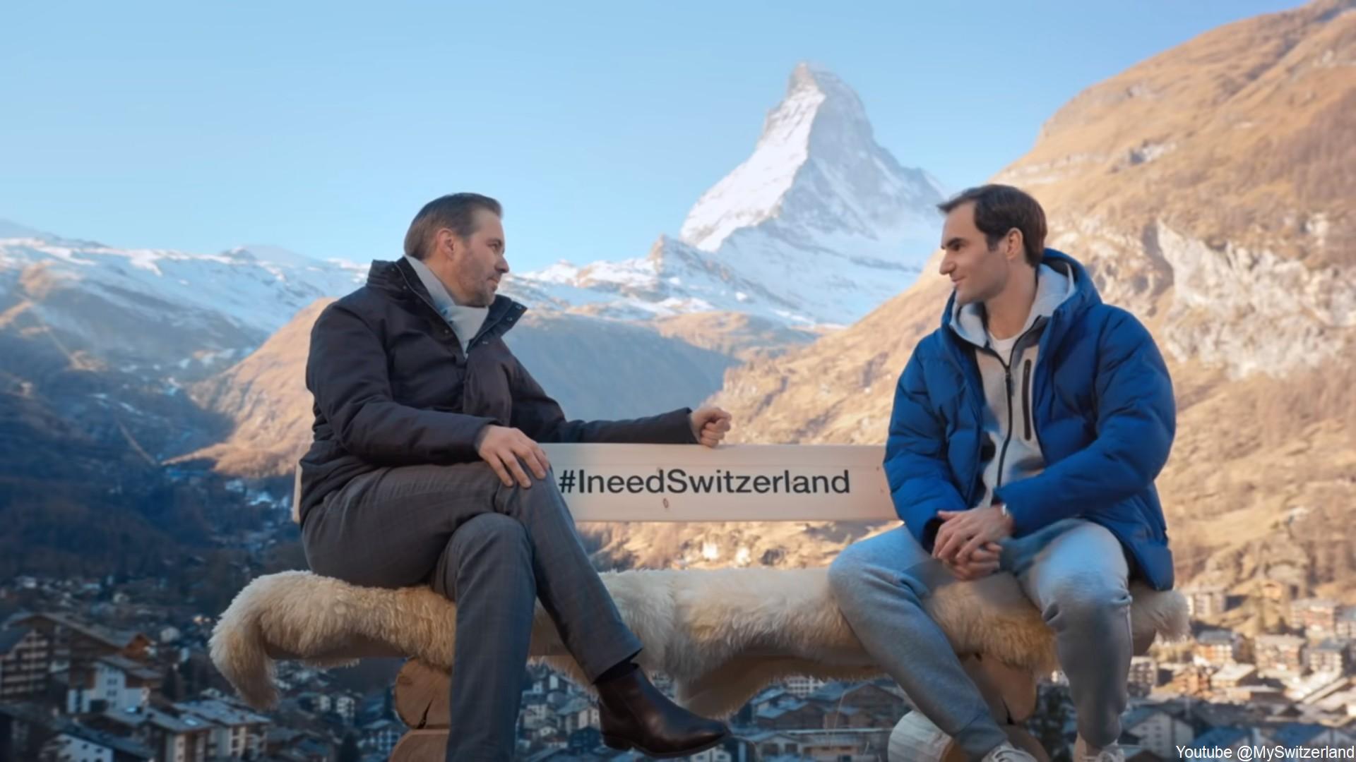 Roger Federer (1) Suisse