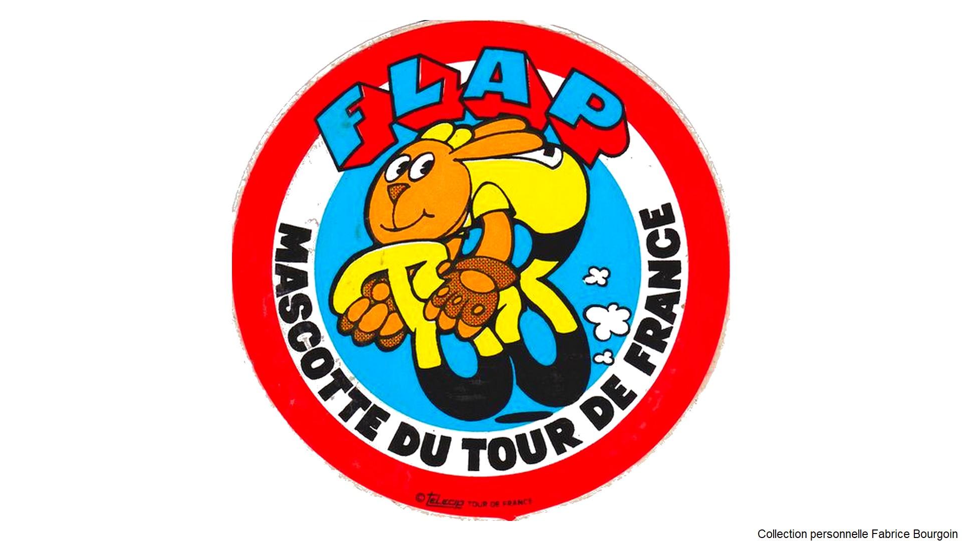Tour de France – Mascotte Flap (1978)