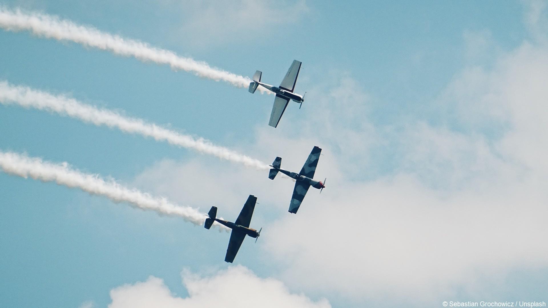 Aéronautisme avions
