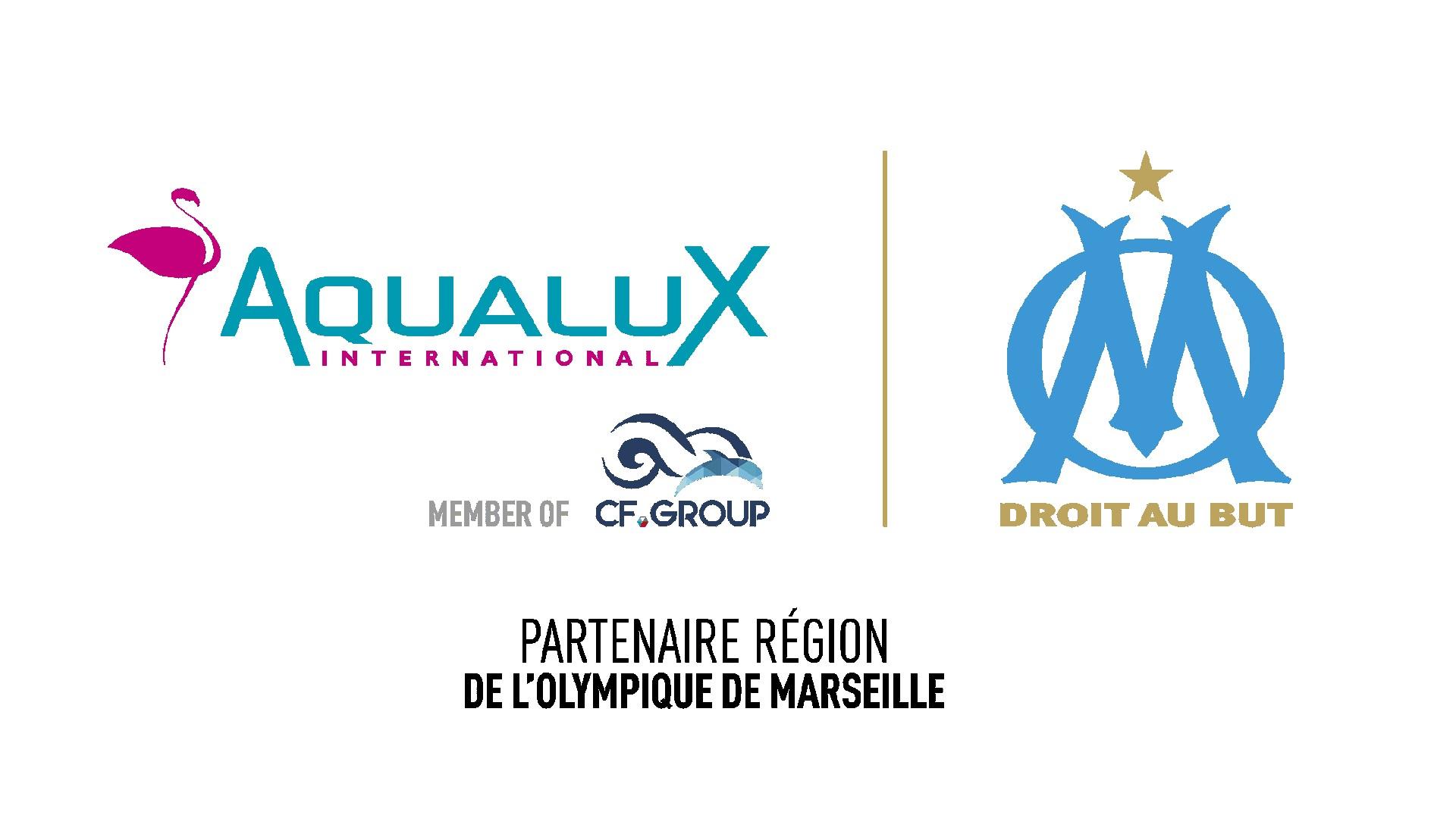Aqualux x Olympique de Marseille (football) 2021