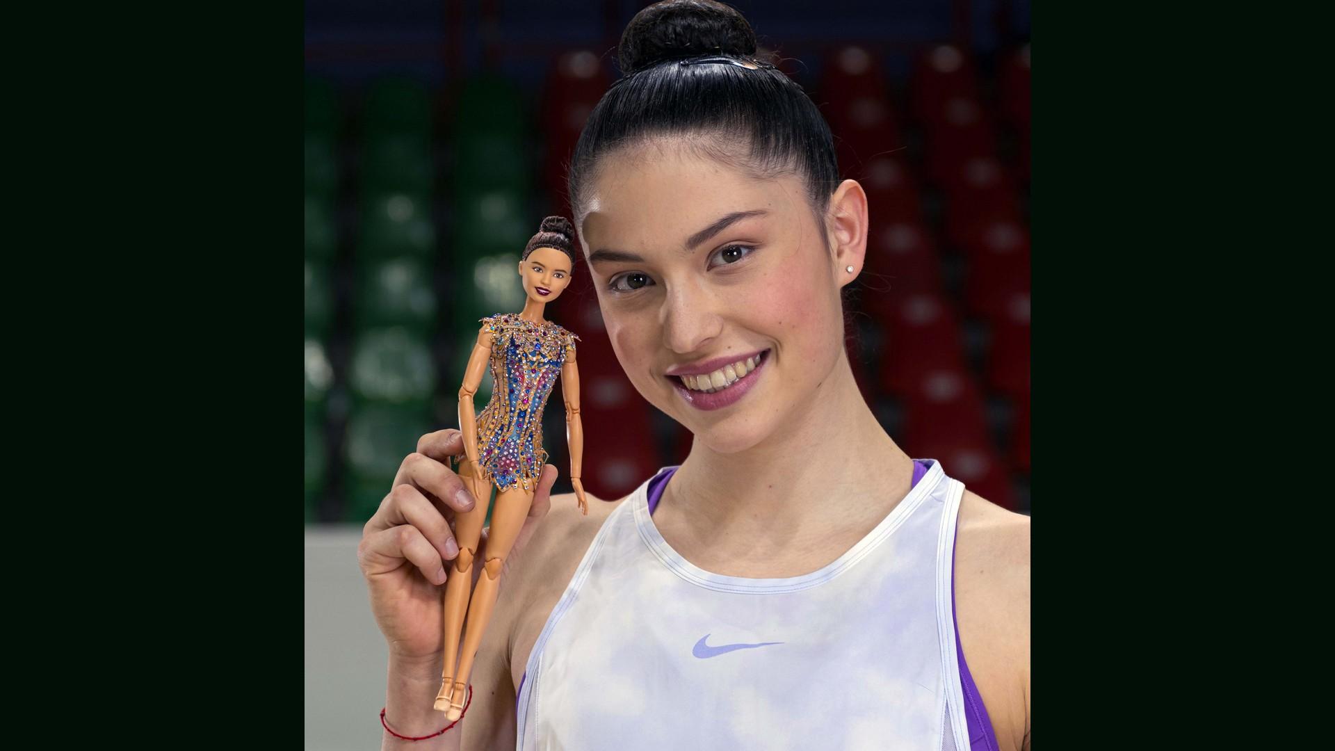 Barbie (Mattel) x Milena Baldassarri (GRS) 2021