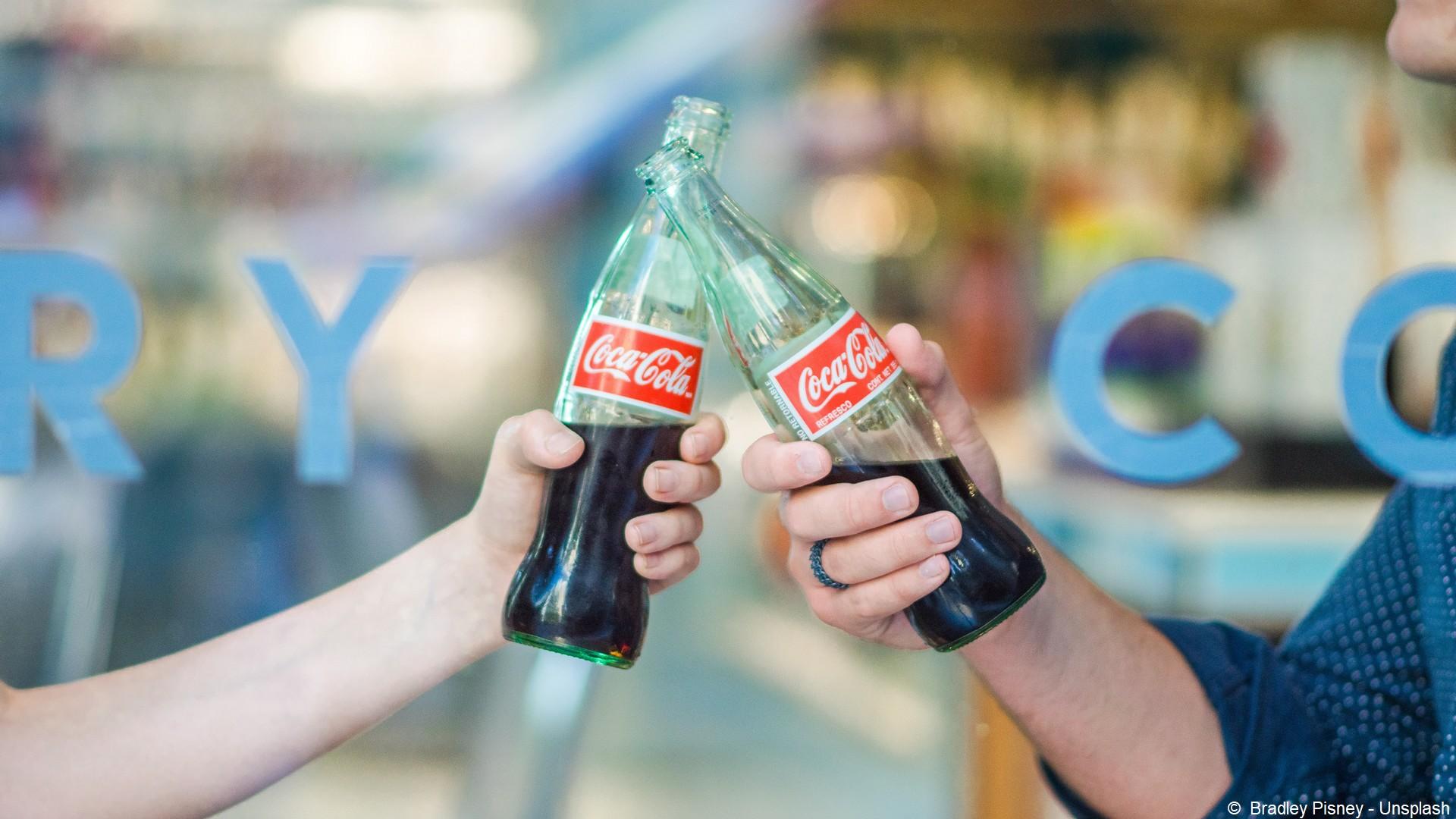 Coca-Cola (logo) (c) Bradley Pisney Unsplash