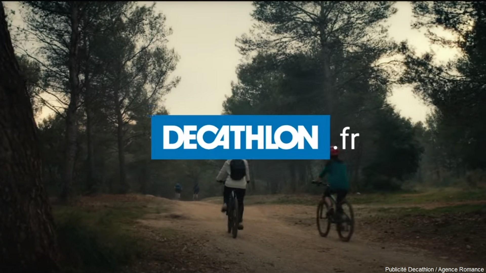 Decathlon x Le sport rend le monde meilleur (publicité) 2021