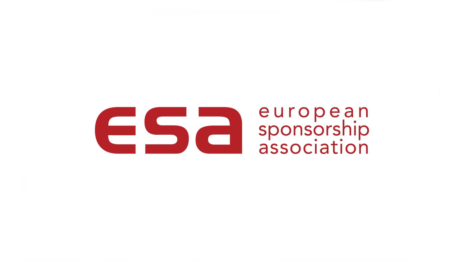 ESA European Sponsorship Association (2) Logo