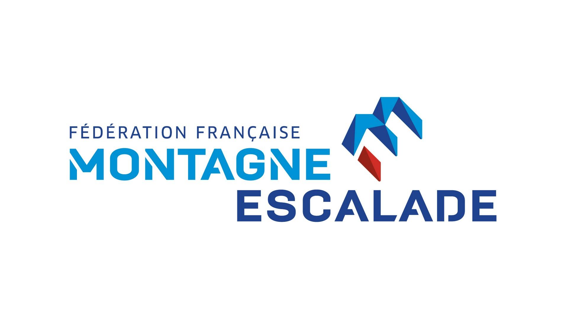 Fédération française de montagne escalade (1) FFME logo