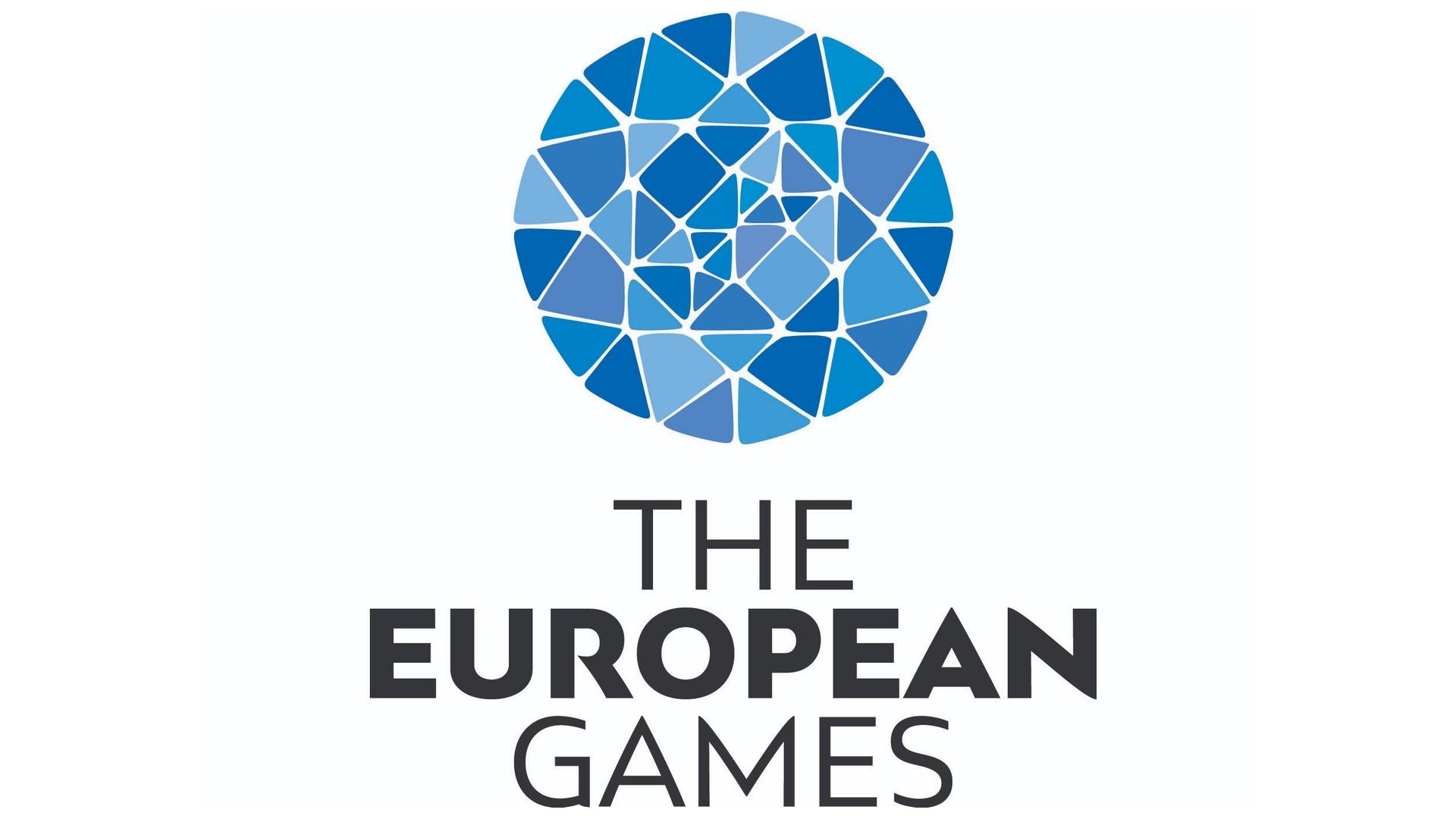 Jeux Européens (1) Logo générique