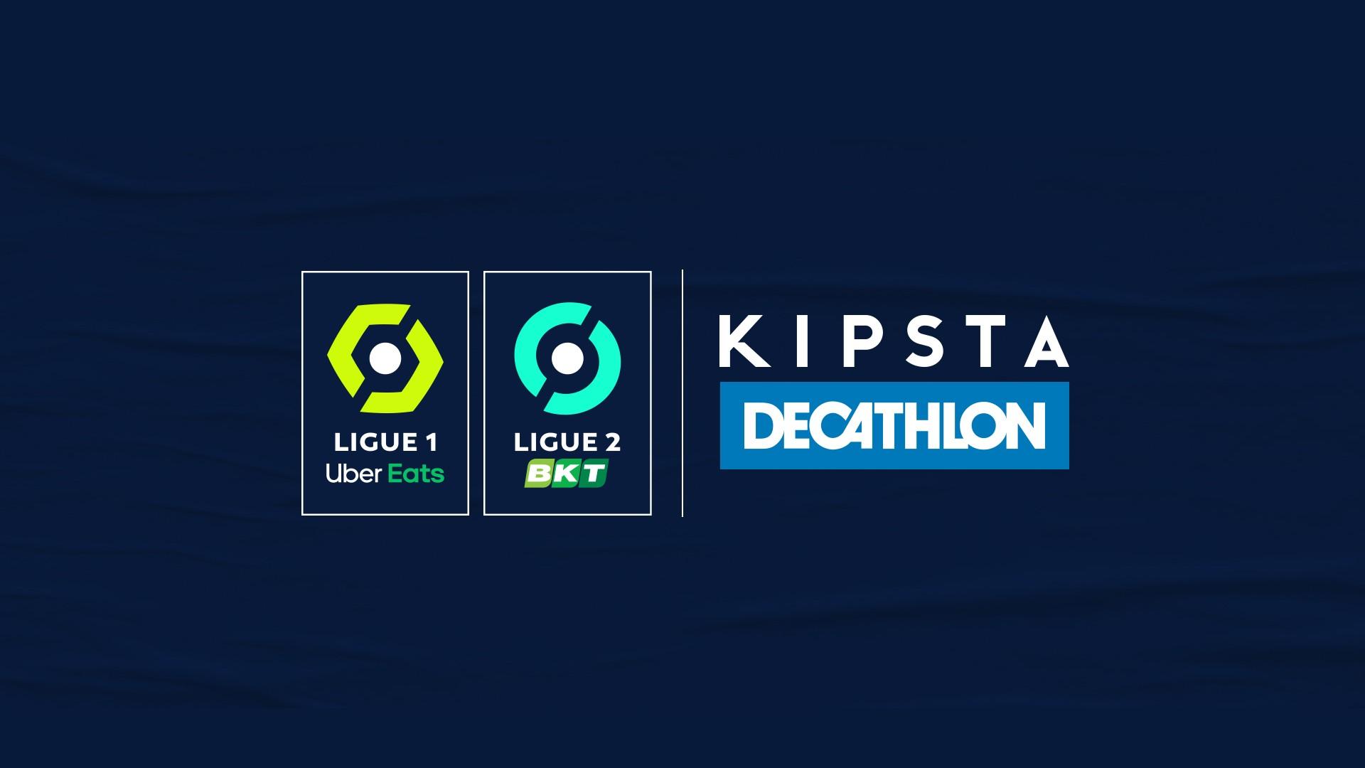 Kipsta (Decathlon) x LFP (football) 2021