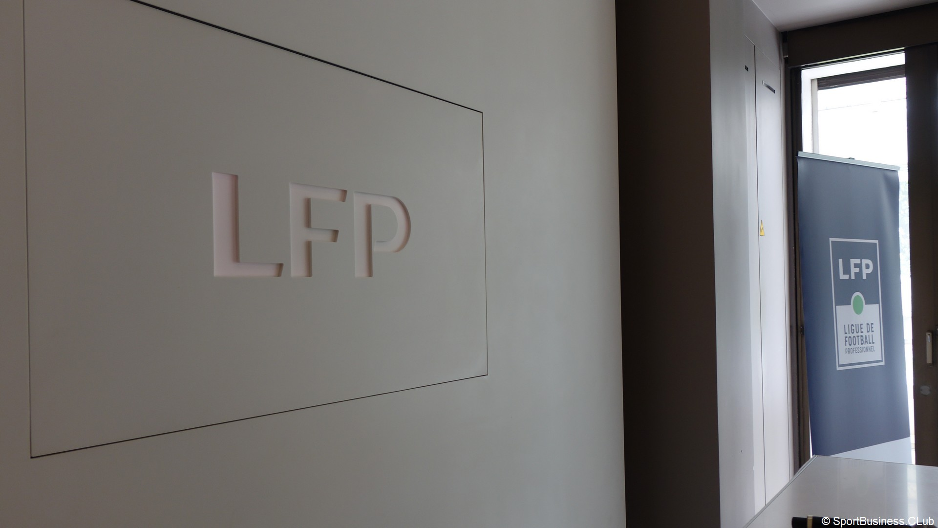 LFP – Ligue de football professionnel (1) Logo