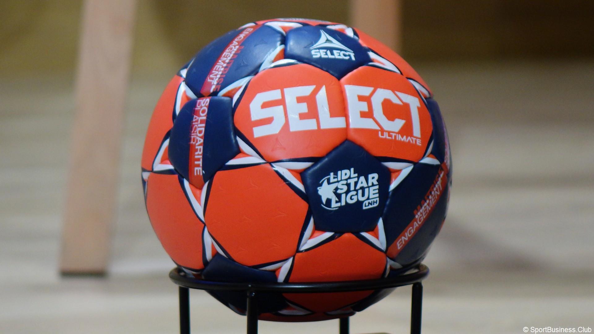 LNH – Handball ballon (2) 2020