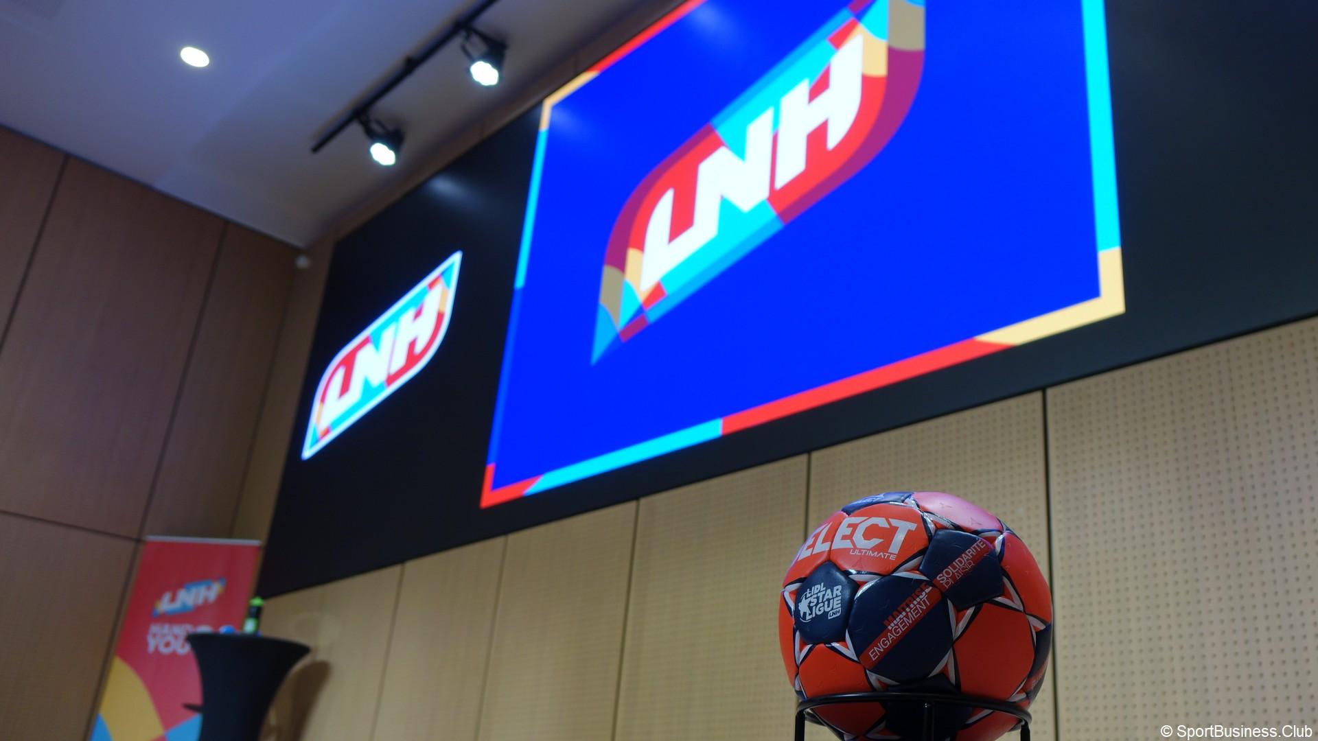 LNH – Handball ballon 2020