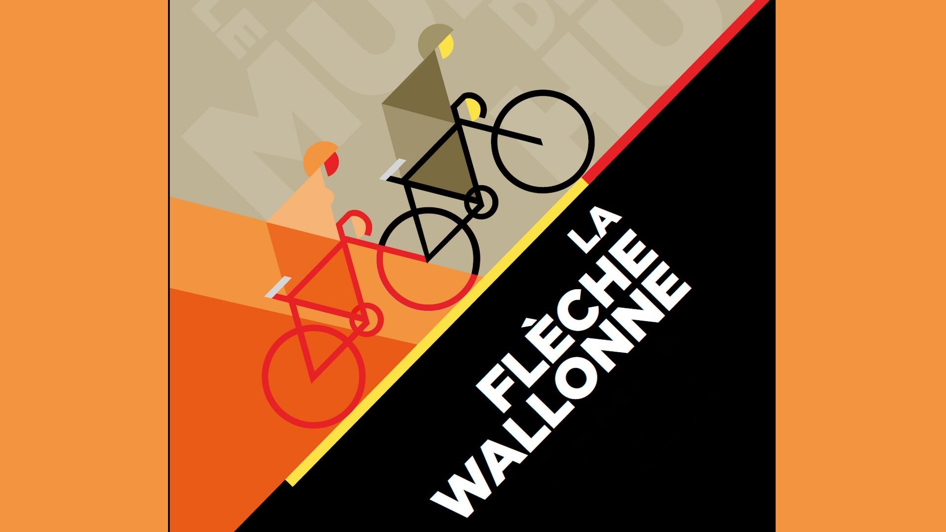 La Flèche Wallonne (1) logo 2021