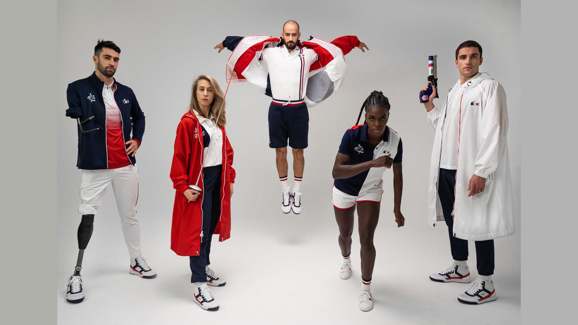 Lacoste Equipe de France (6) Tokyo 2020
