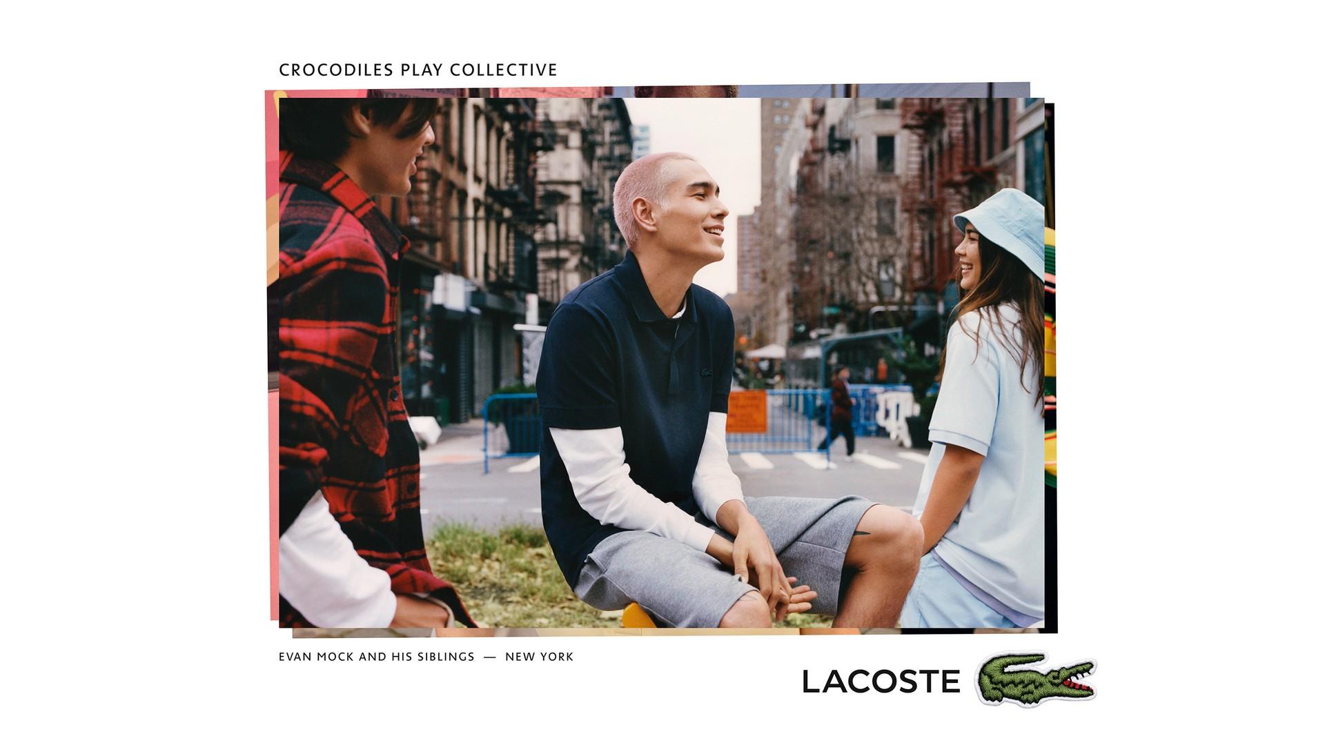 Lacoste x BETC (publicité) avril 2021