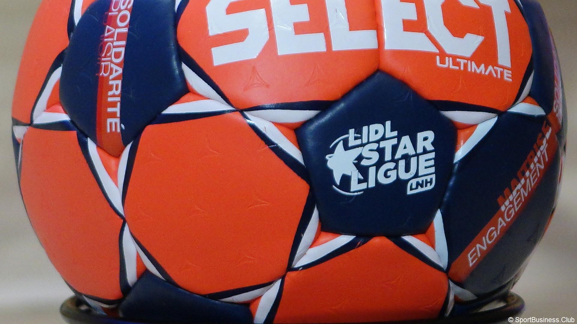 Lidl Starligue (2) Ballon