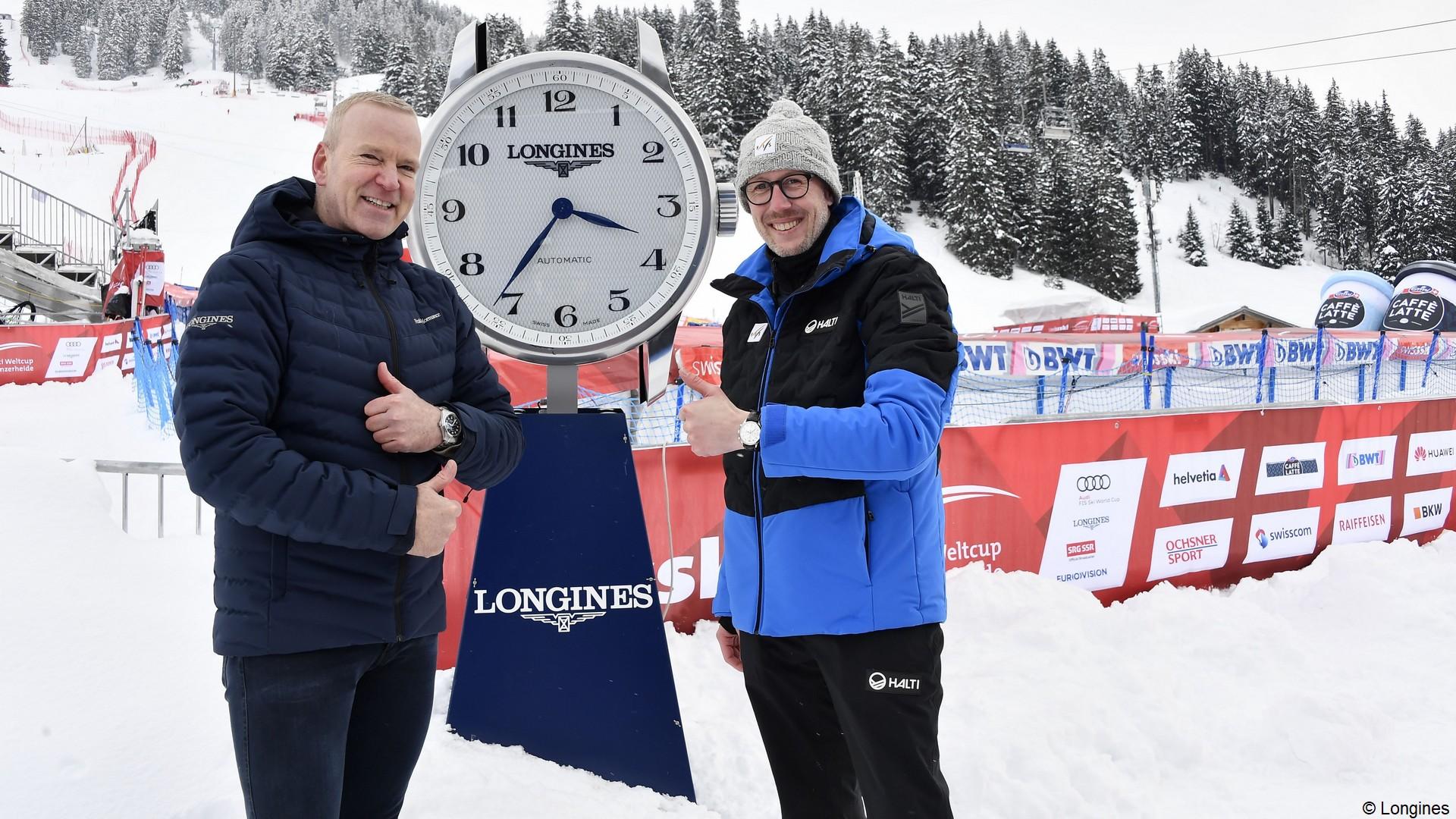 Longines x FIS (Ski) 2021