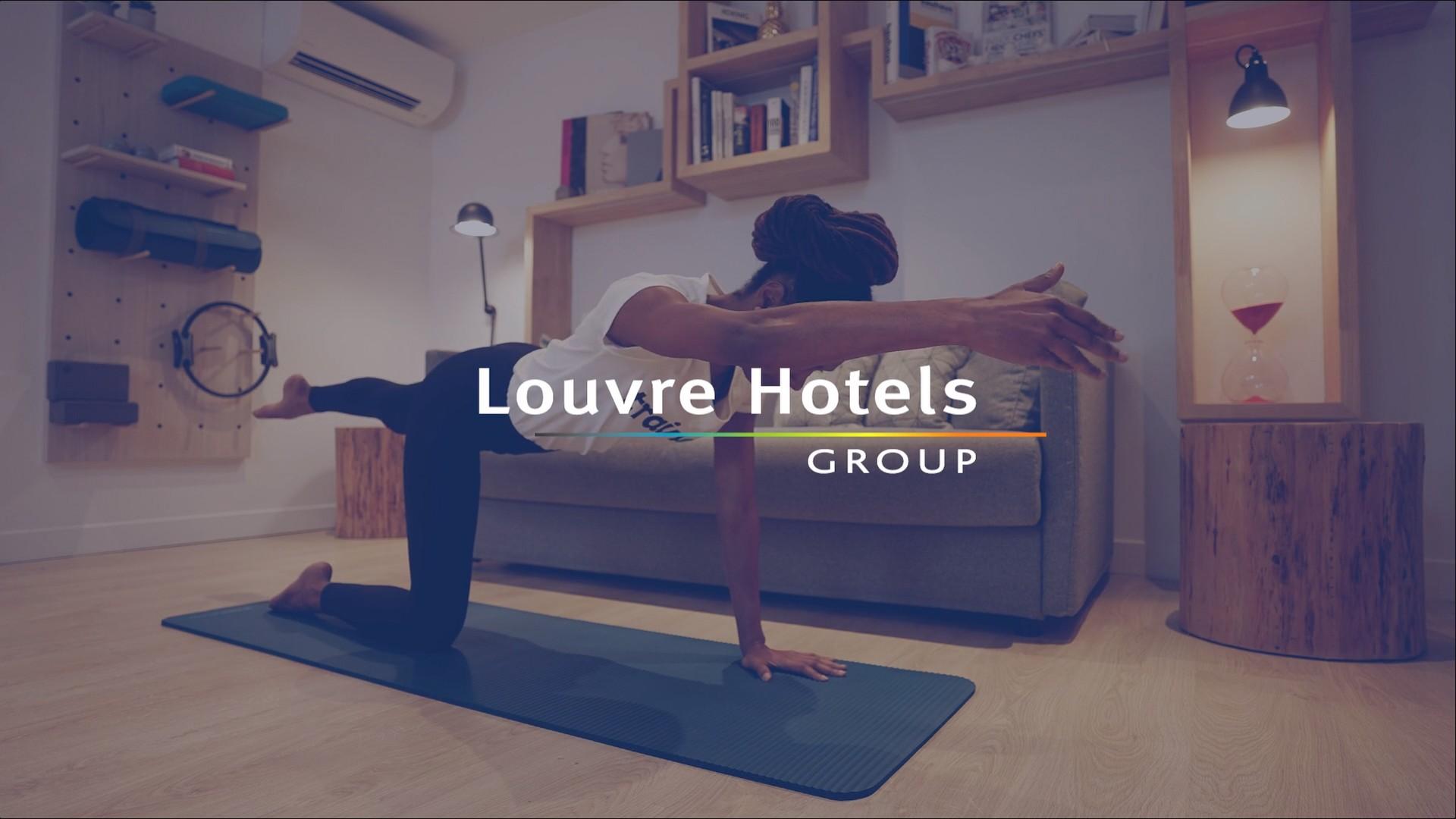 Louvre Groupe x Salle de sport