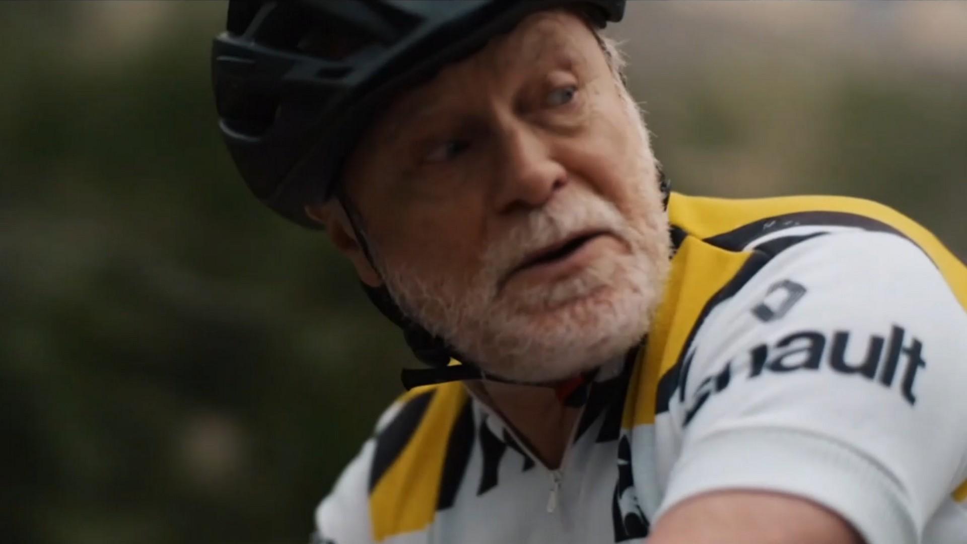 Renault x cyclisme (publicité) 2021