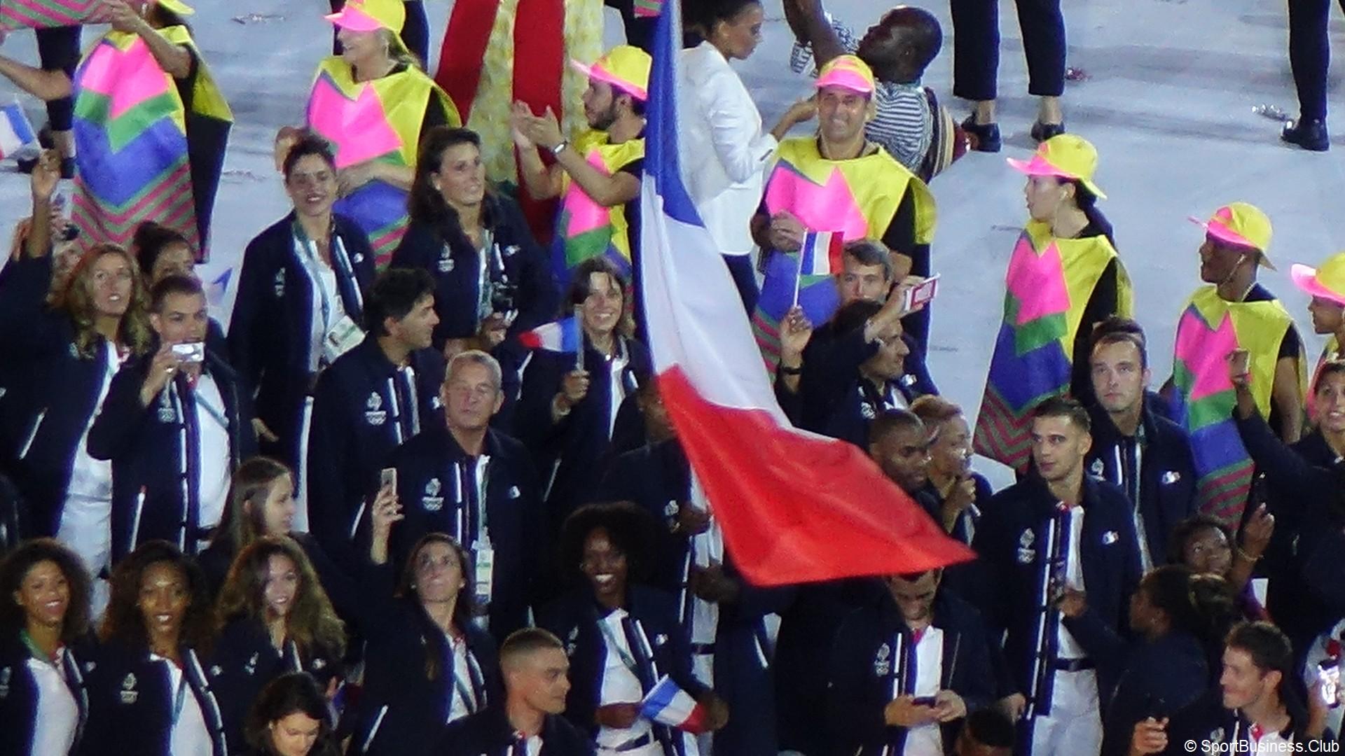 Rio 2016 (1) Délégation française