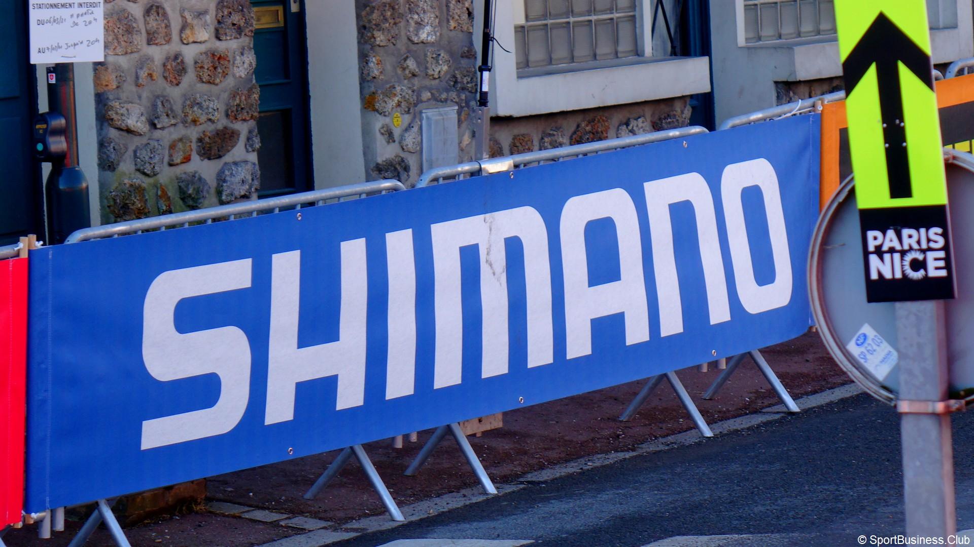Shimano x Paris Nice (cyclisme) 2021