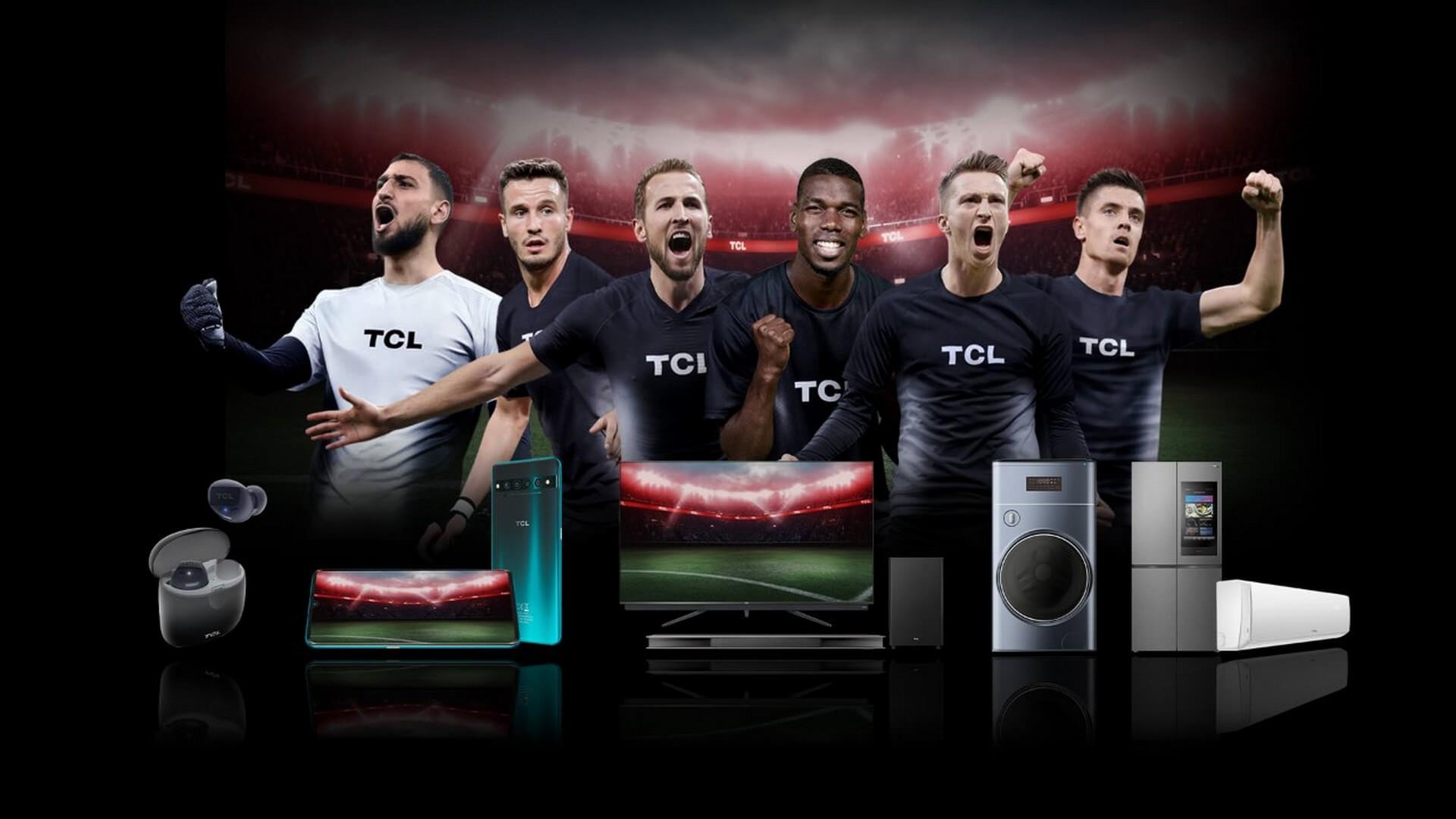 TCL x Ambassadeurs (football) Euro 2021