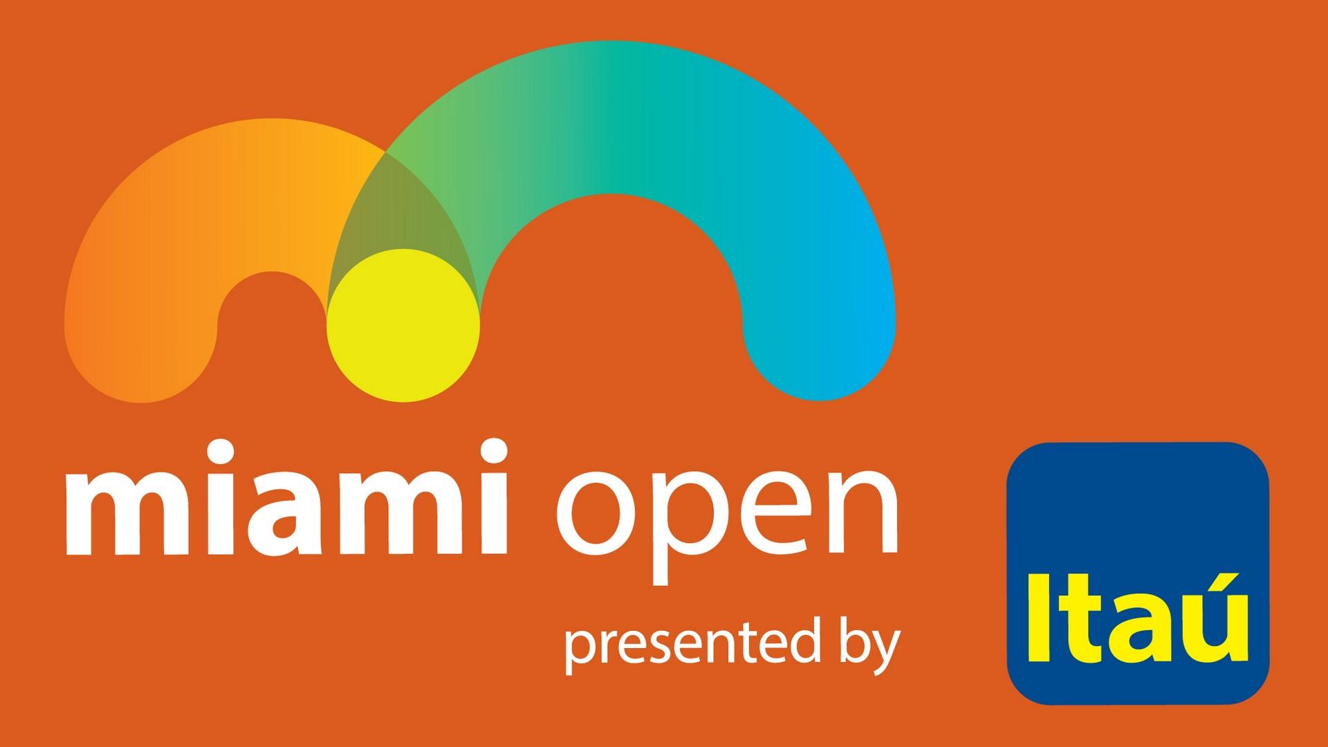 Tennis – Miami Open (2021) Logo