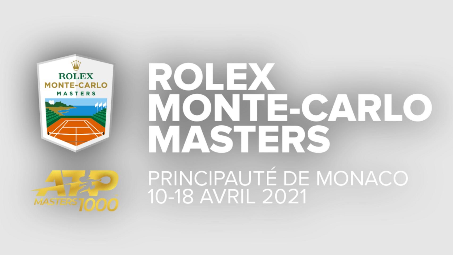 Tennis – Rolex Monte-Carlo Masters (2021) Logo