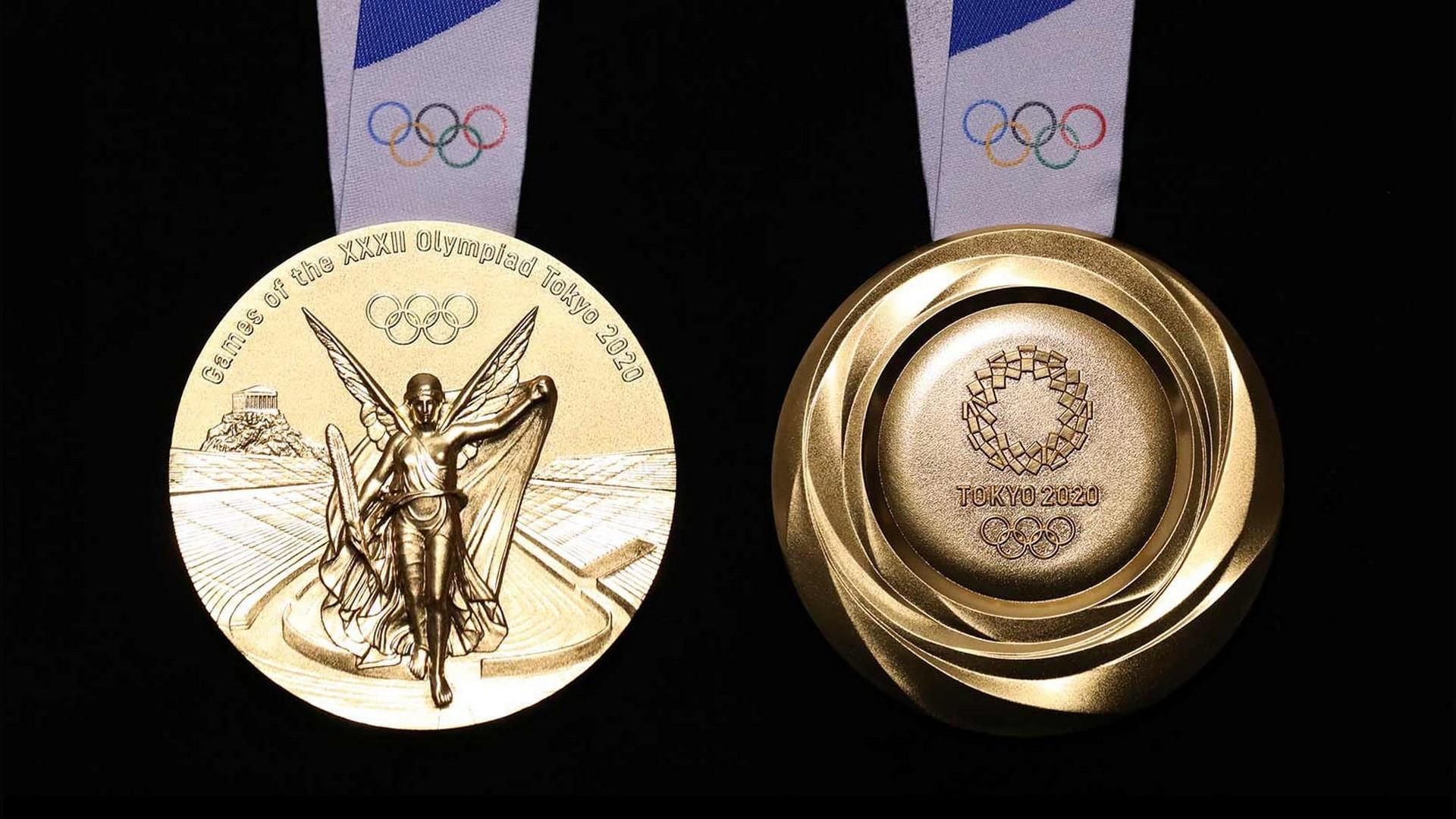 Tokyo 2020 – Médaille d'or