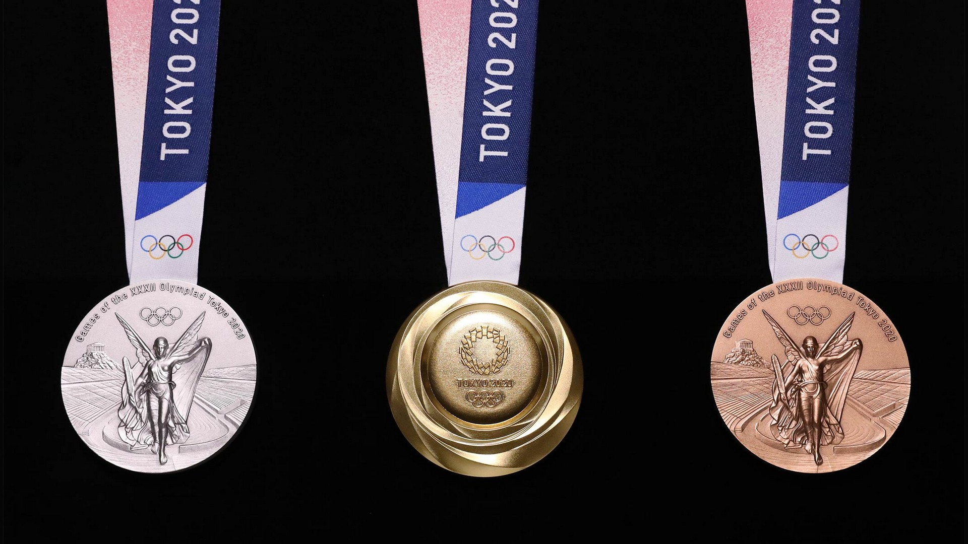 Tokyo 2020 – Médailles