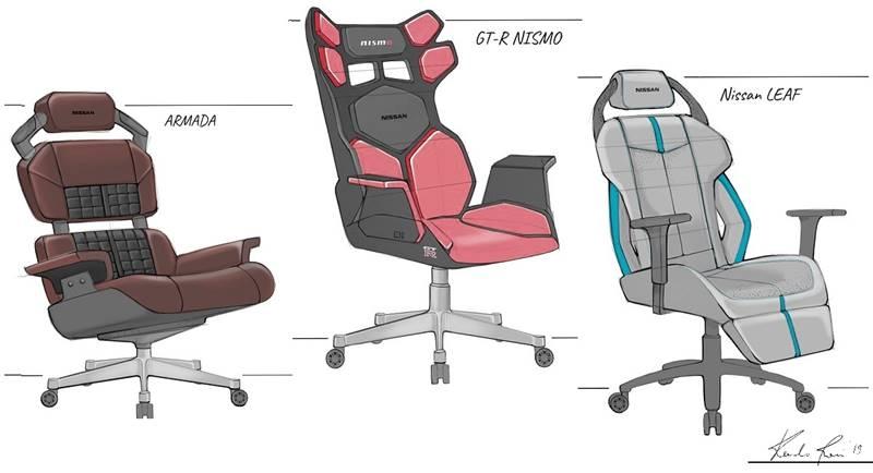 chaises-nissan