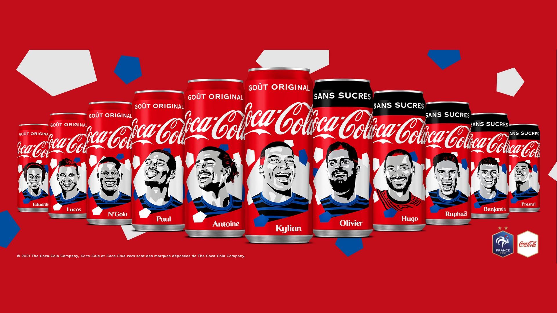 Coca Cola x Euro 2020 (football) 2021