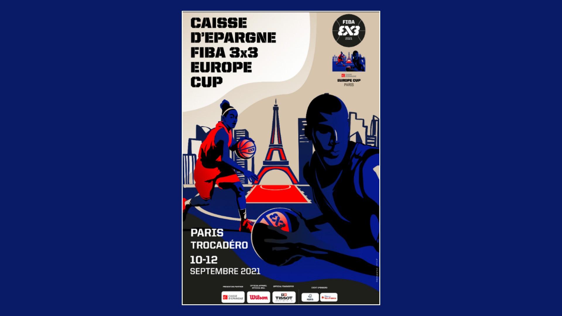 Coupe d'Europe 3×3 Paris 2021 (1)