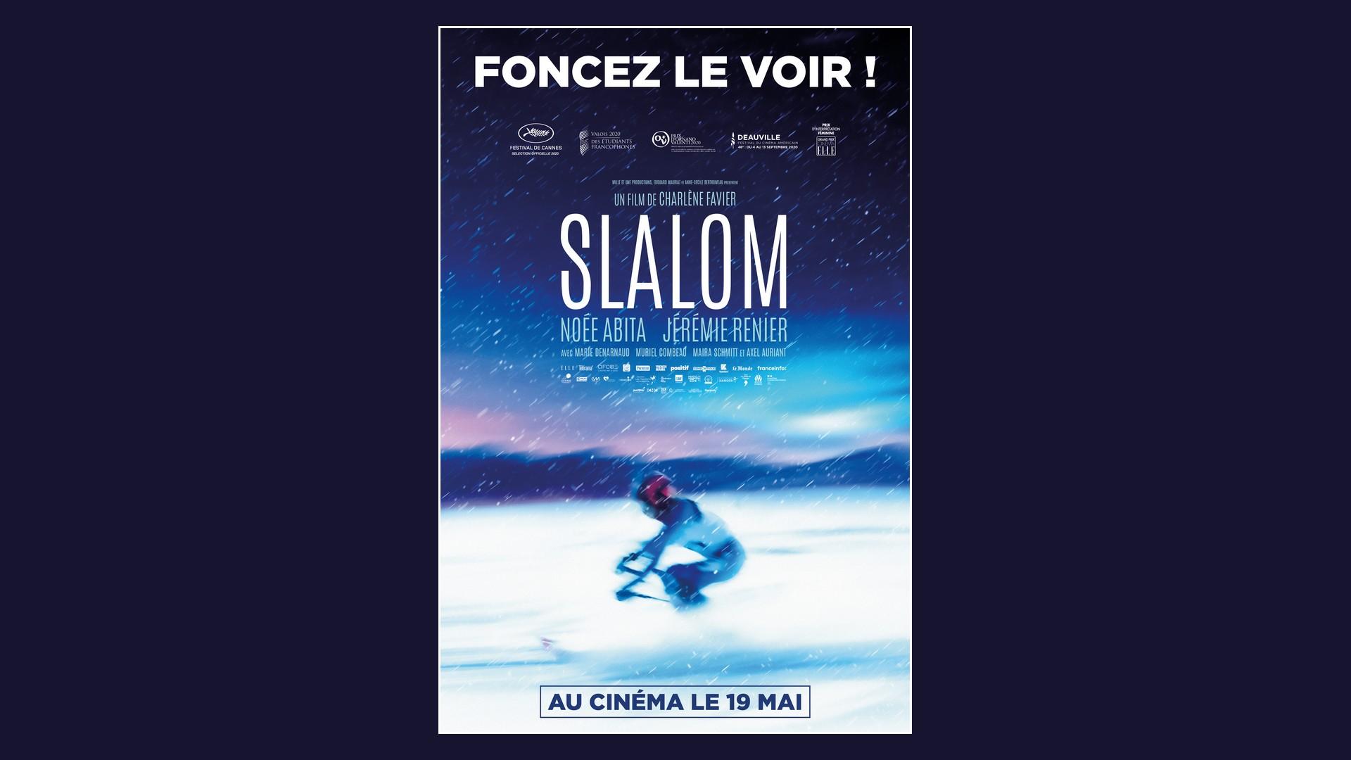 Film – Slalom (2020) Affiche
