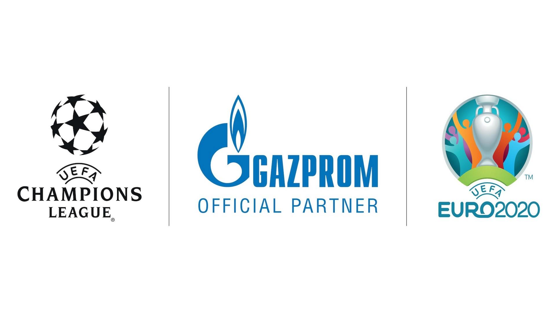 Gazprom x UEFA (football) 2021