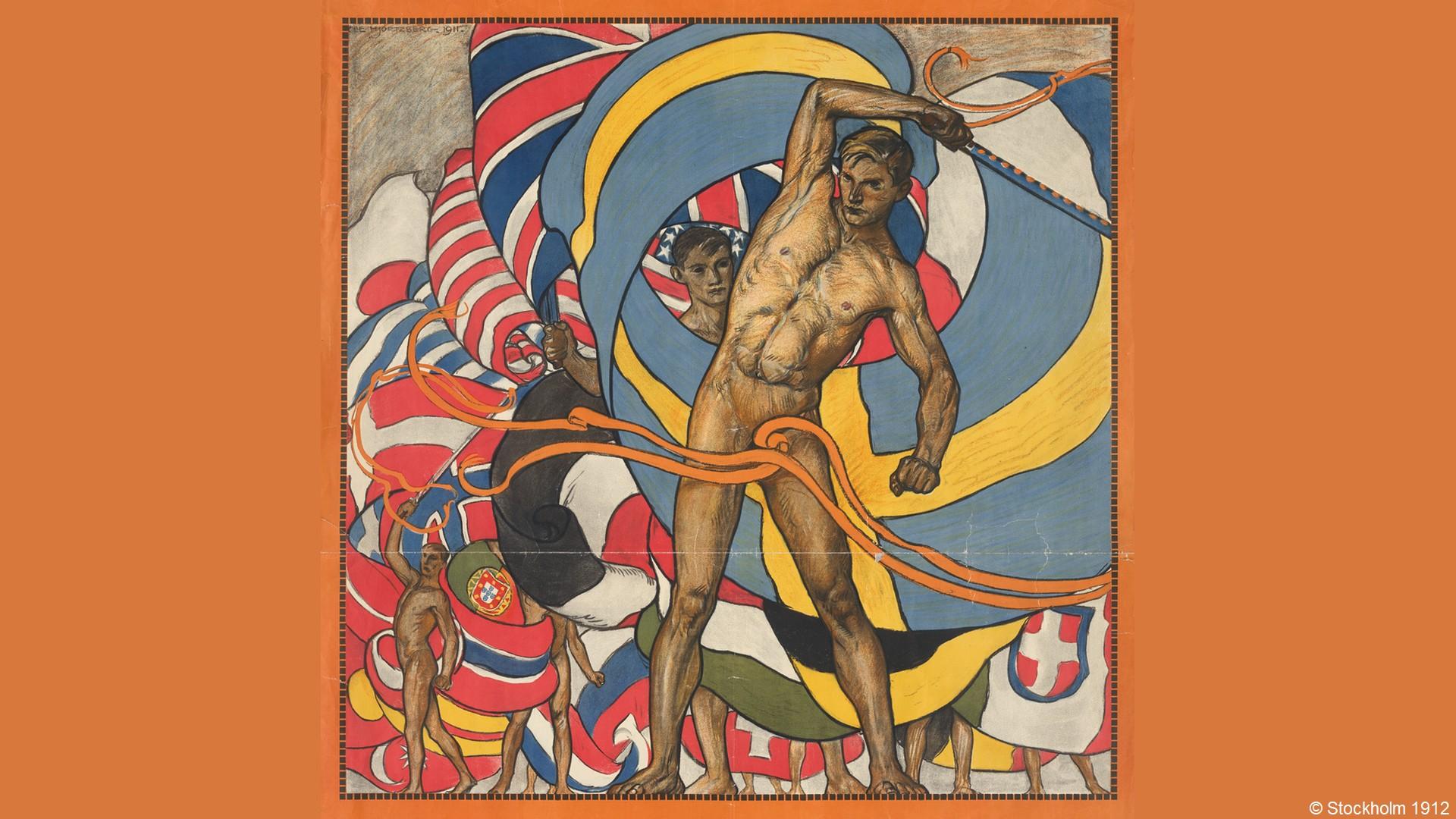 Jeux Stockholm 1912