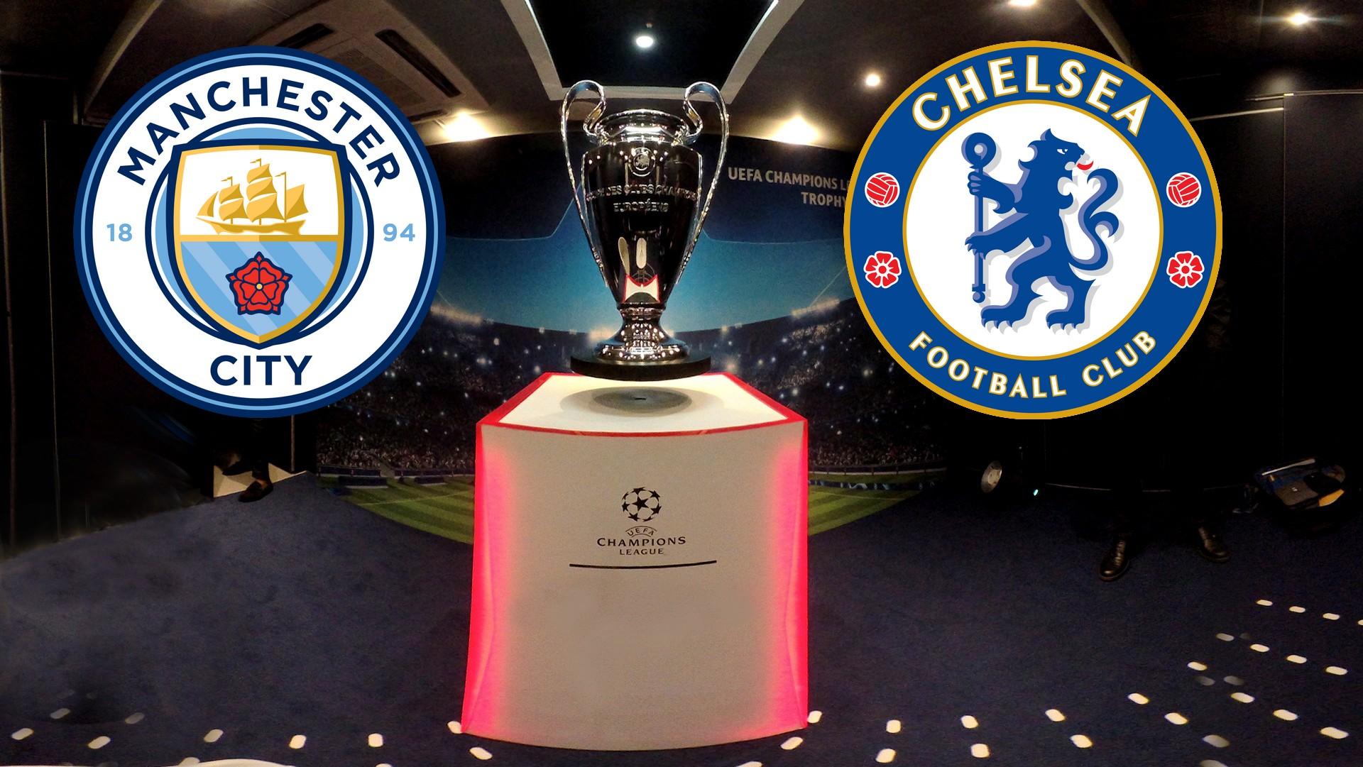 Ligue des Champions – Man city x Chelsea