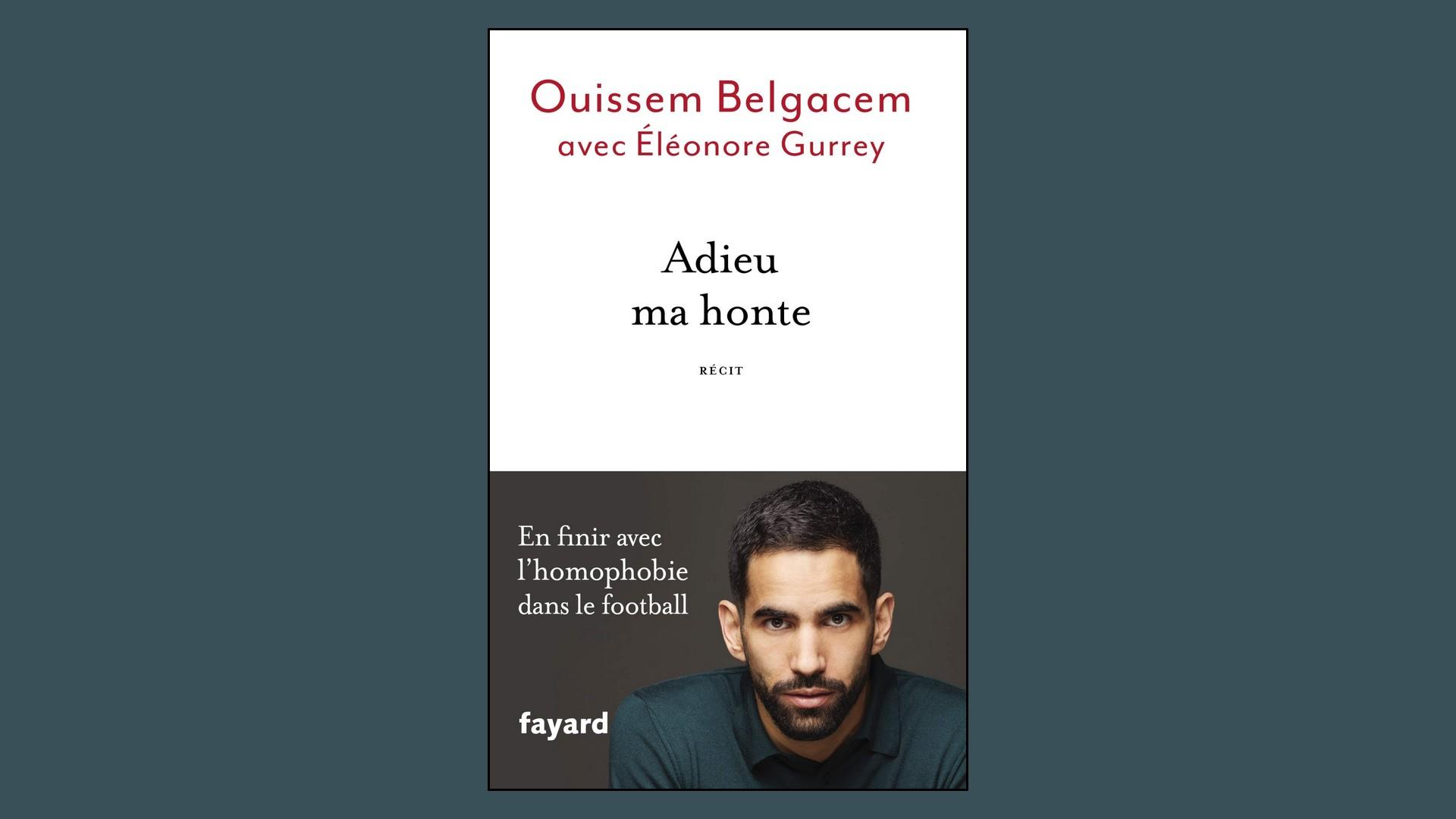 Livres – Adieu ma honte – Ouissem Belgacem (2021)