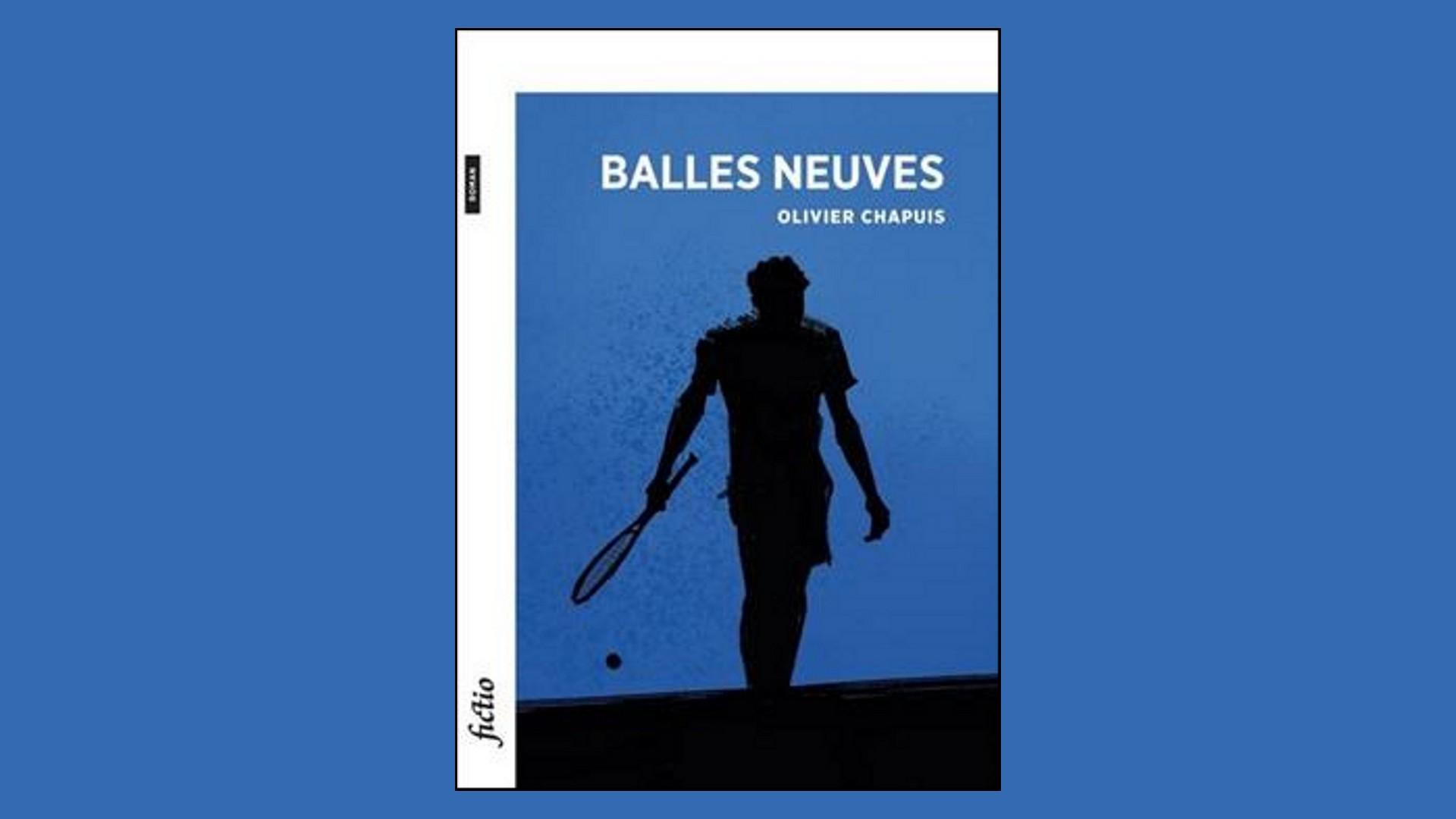 Livres – Balles neuves – Olivier Chapuis (2020)