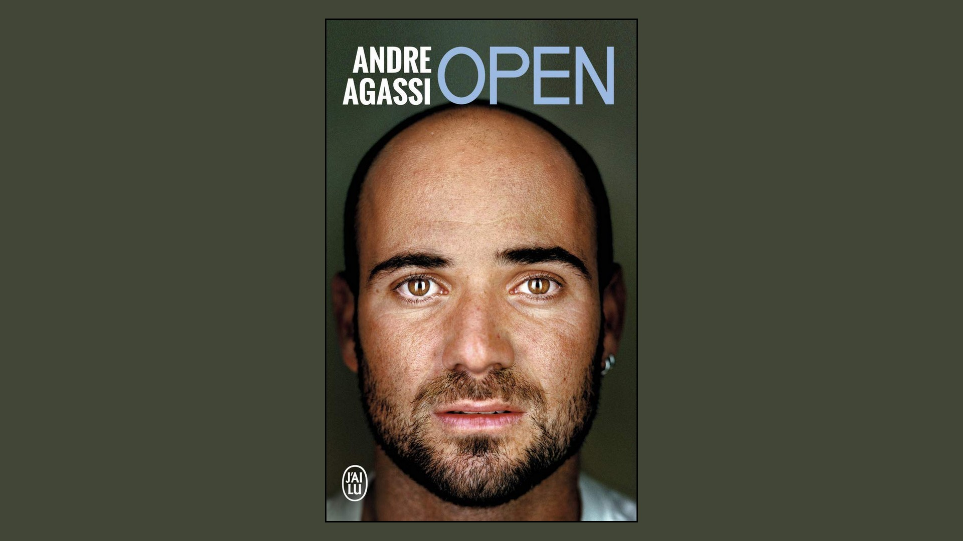 Livres – Open – André Agassi (2011)