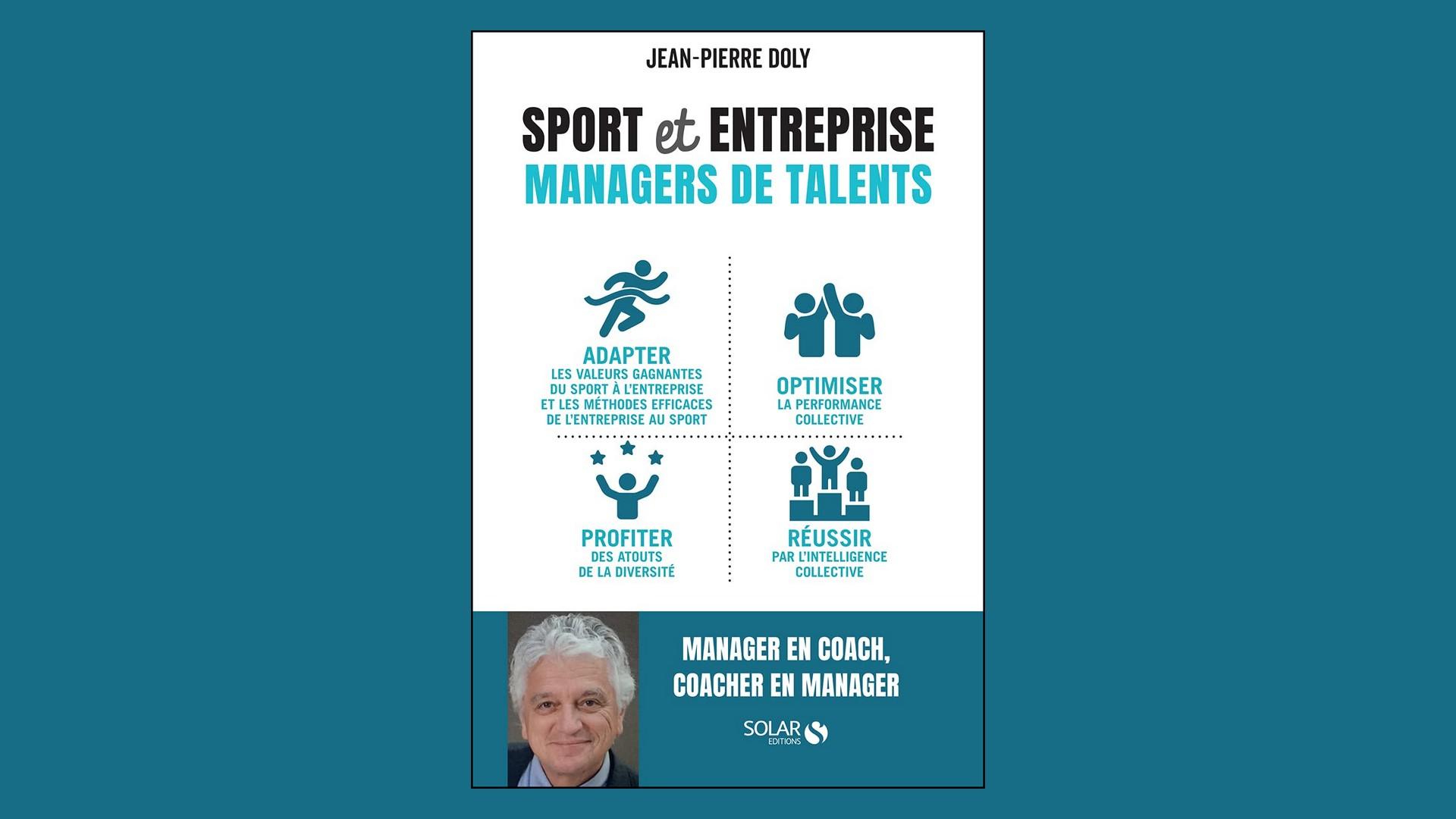 Livres – Sport et entreprise – Jean-Pierre Doly (2021)