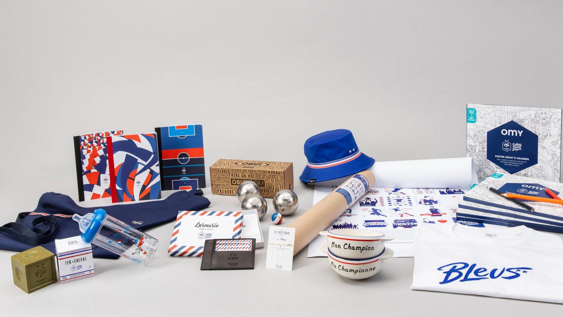 Merchandising FFF Equipe de France