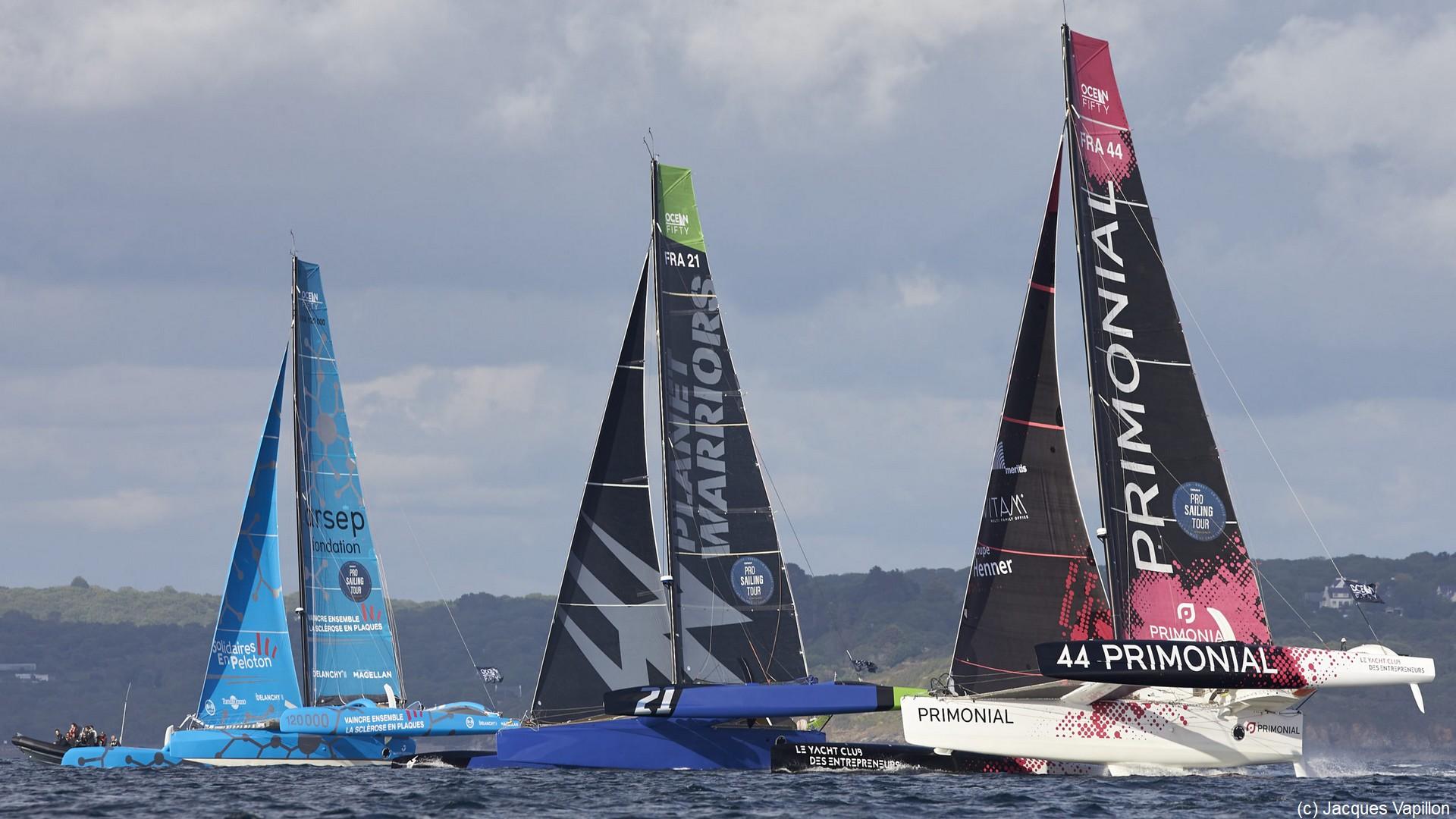 Pro Sailing Tour (1) Brest 2021 (c)