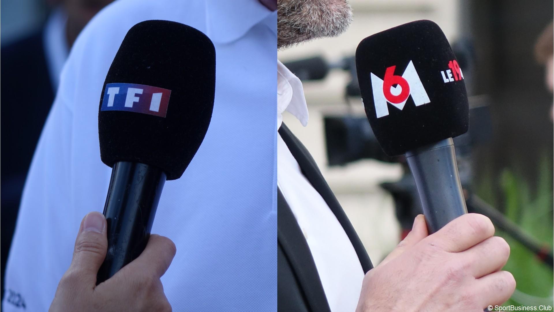TF1 M6 Micros