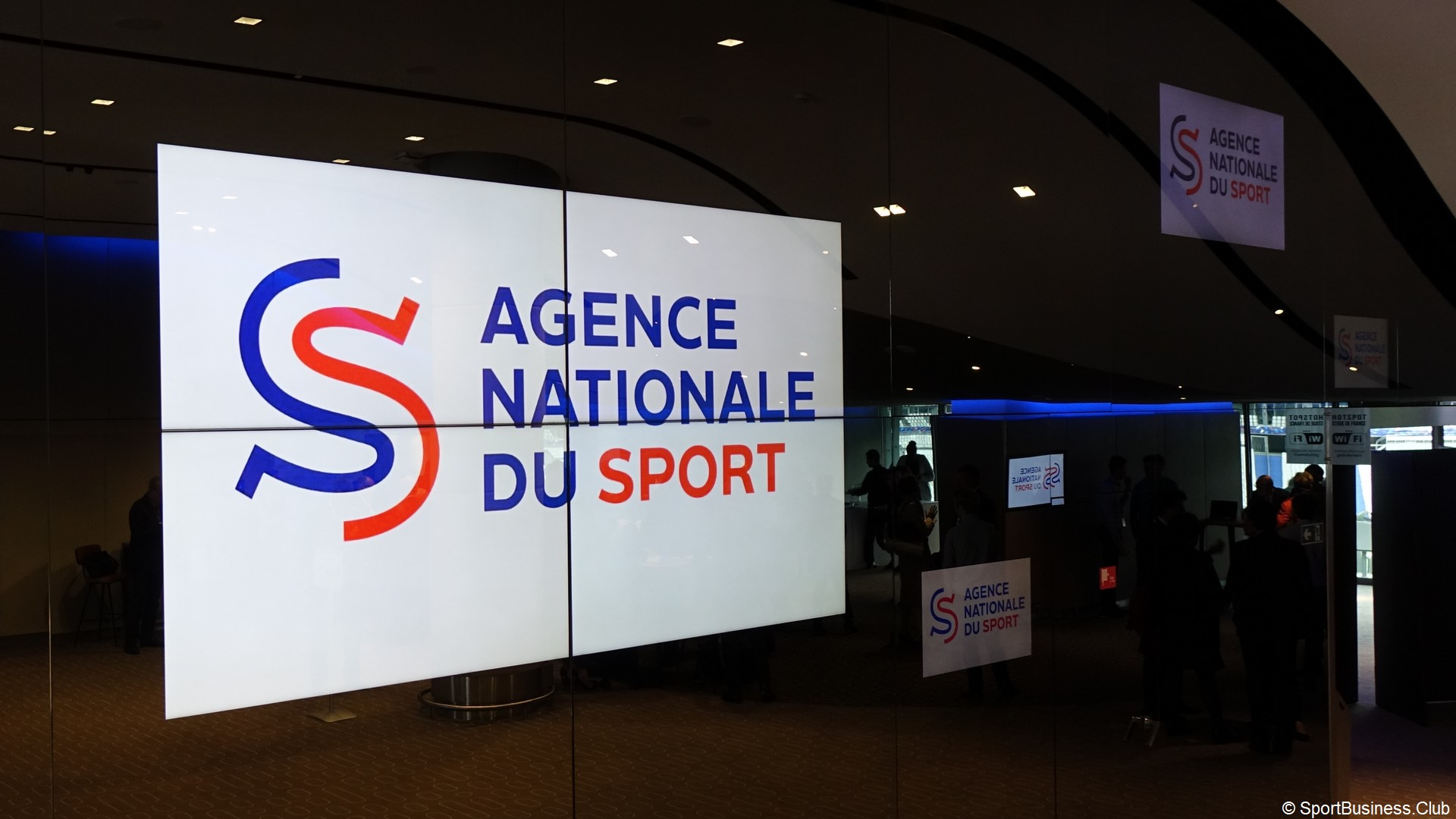Agence Nationale du Sport (3) Logo