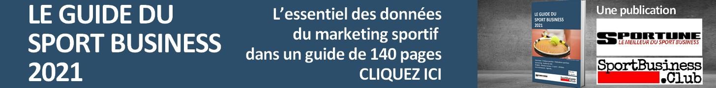 Bannière Guide du Sport Business 728 x 90