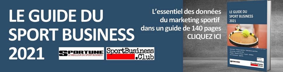 Bannière Guide du Sport Business 970 x 250