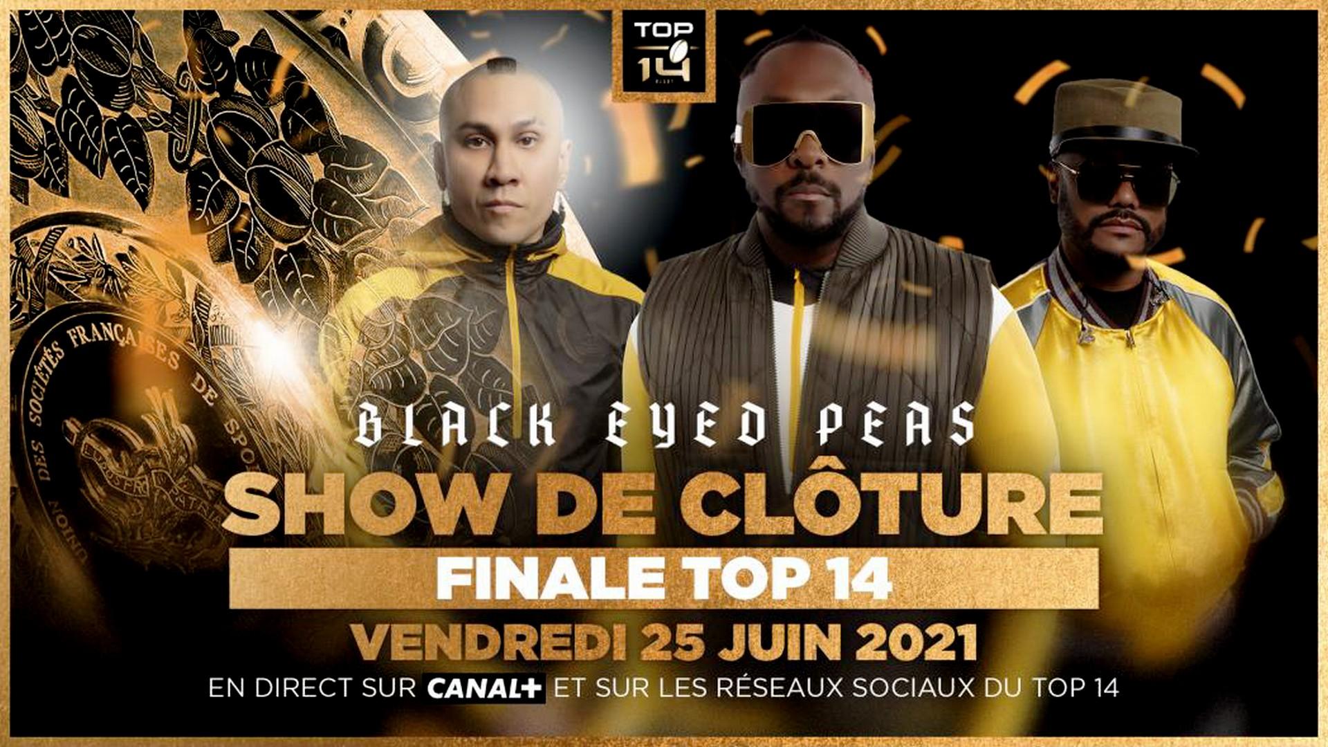 Black Eyed Peas Top 14