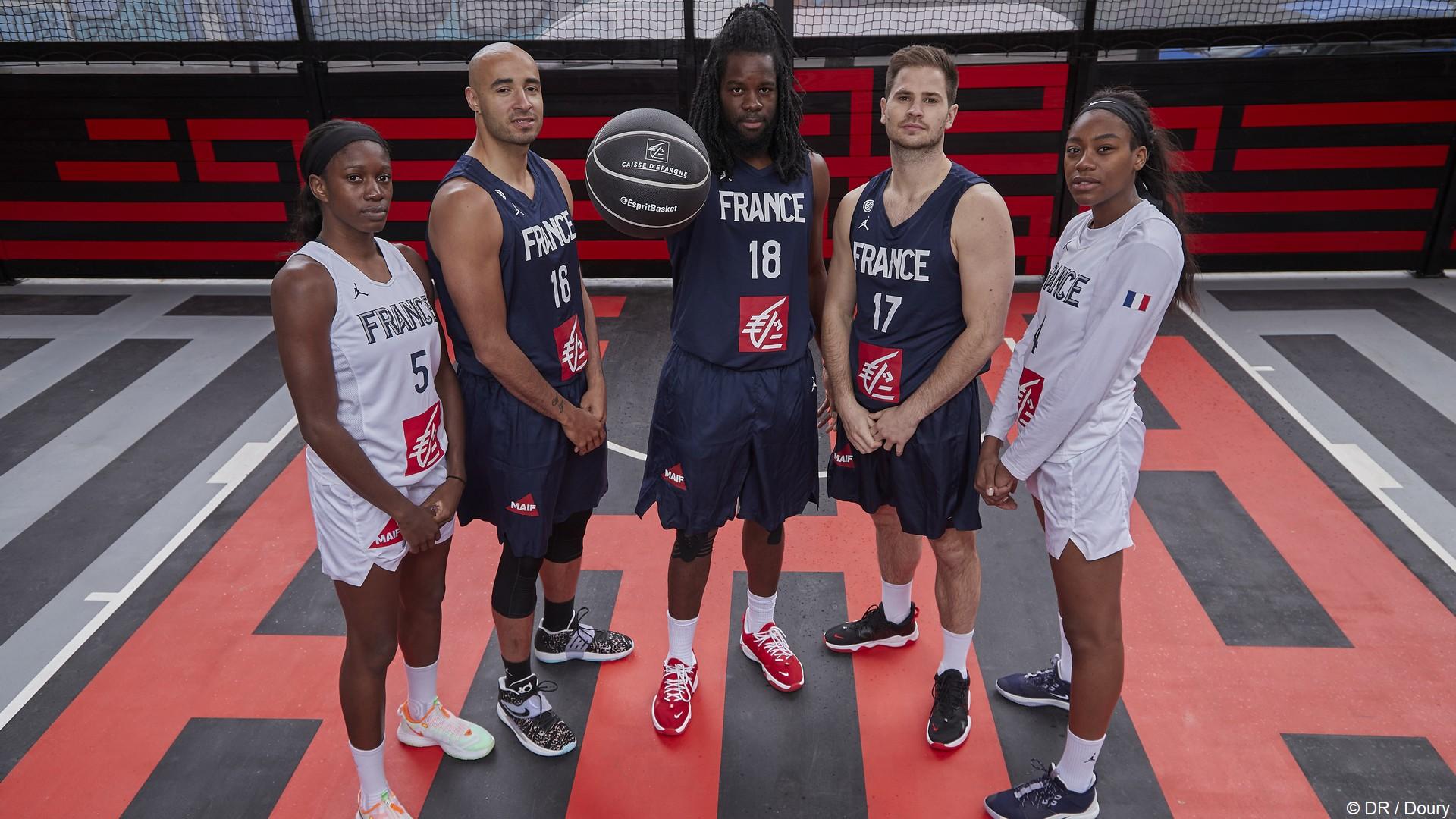 Caisse d'Epargne x Basket (basket) 2021