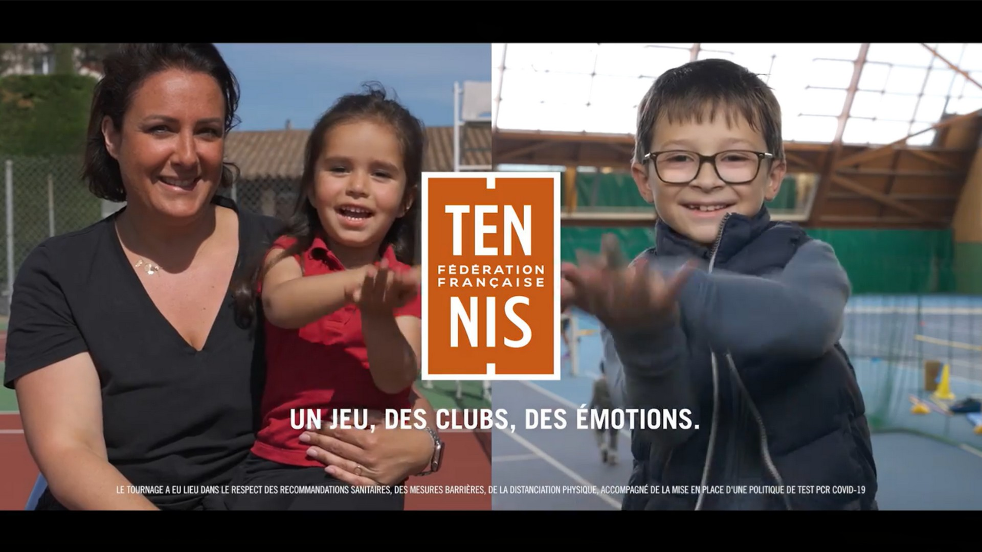 FFT – J'aime le tennis