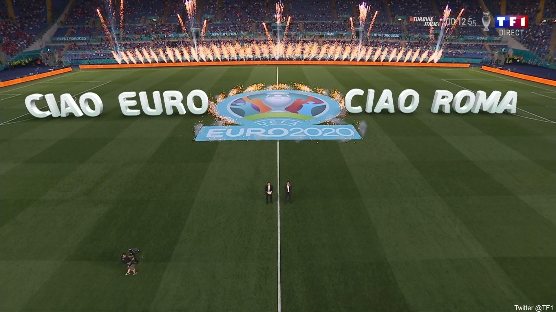 Football Euro 2020 – Turquie Italie – TF1
